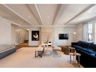 Light-Filled Park Avenue Stunner with Central Park Views